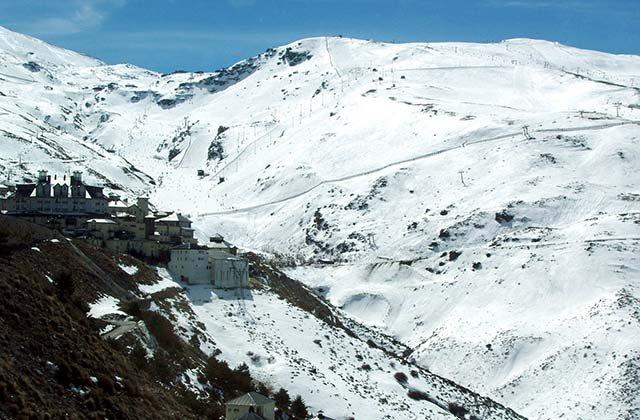 Choses à voir et à faire en Andalousie - Mulhacén