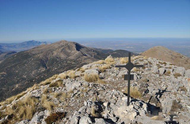 The top 8 peaks in Andalucia - Pico Mágina. Fotografía: rutasyfotos.com