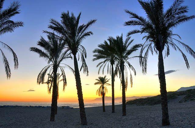 playas de la Costa del Sol - Playa de Artola-Cabopino