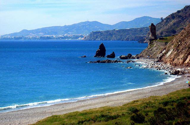 Cosas que hacer y que ver en Nerja - Playa de Maro