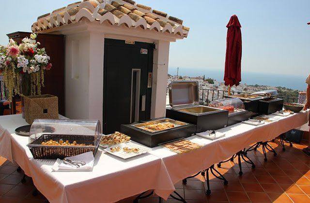 Restaurante El Mirador-Frigiliana