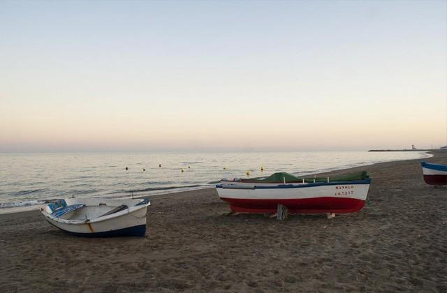 playas de la Costa del Sol - SABINILLAS