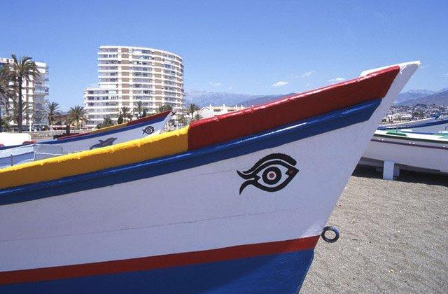 playas de la Costa del Sol - Torre del Mar