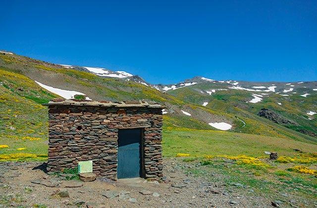 Mulhacen - Sierra Nevada