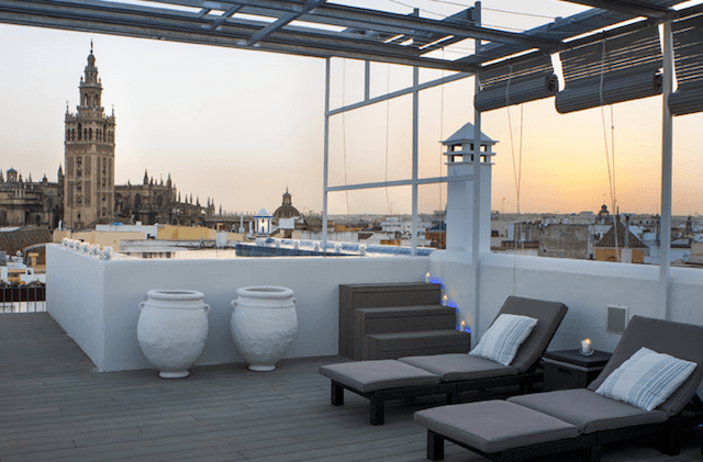 Turismo de aguas termales - Aire de Sevilla