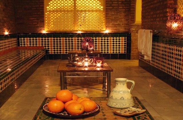 Turismo de aguas termales - Aljibe San Miguel Granada