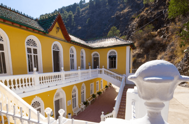 Hot Springs Tourism - Balneario de Tolox