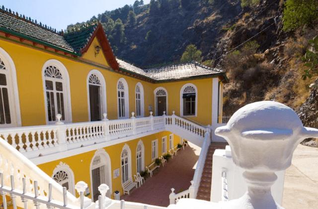 Hot Springs Tourism - Balneario de Tolox