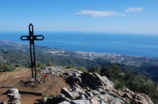 20 things to see and go to in Marbella - El Juanar Mountain
