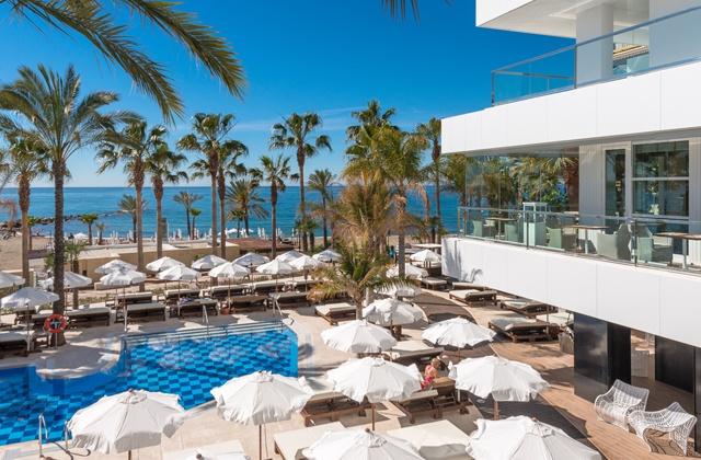 Hotel Fuerte Miramar, en Marbella