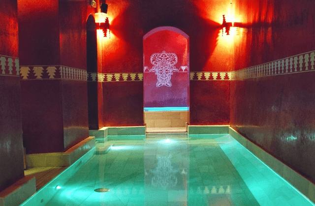 Tourisme de santé - Hamman Andalusí de Jerez