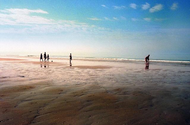 Las mejores Playas de la Costa de la Luz - Playa El Espigón. Patronato Turismo Huelva