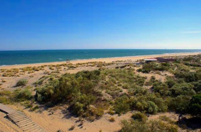 Costa de la Luz plages - laya Isla Cristina - Huelva