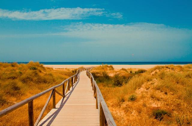 Playas de la Costa de la Luz