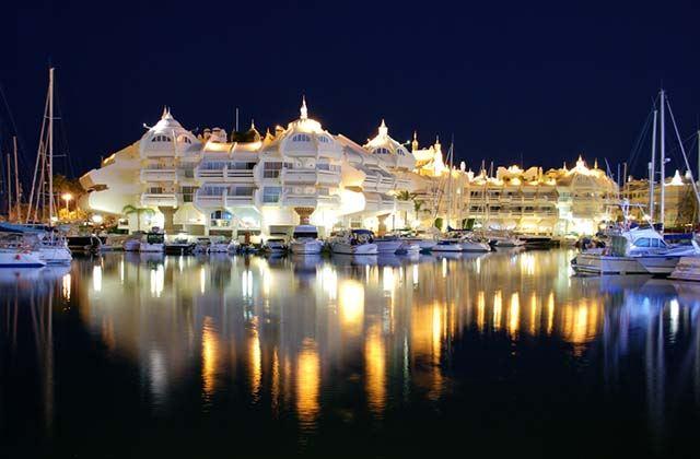 Los puertos marítimos y deportivos más bonitos de Andalucía - Puerto Marina