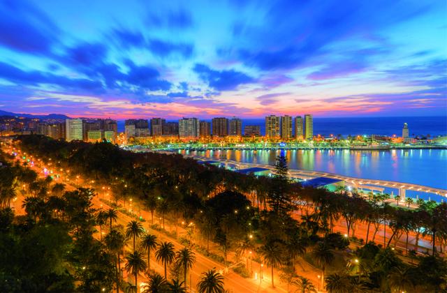 Das Nachtleben in Malaga - Málaga