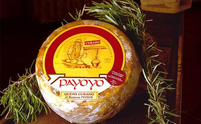 route du fromages Sierra de Cadiz - Payoyo