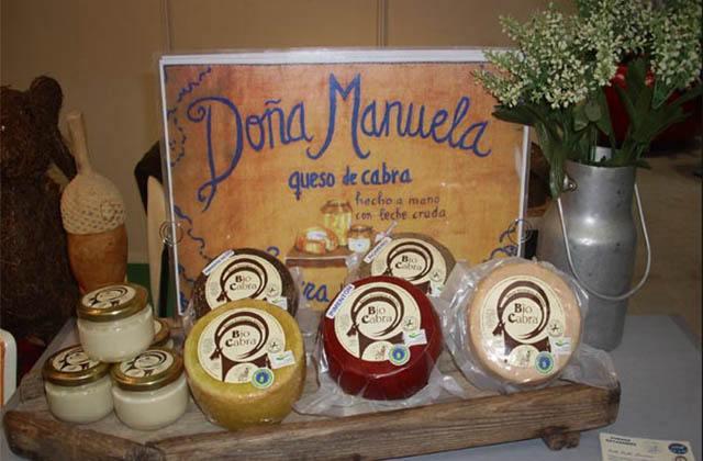 Queso autóctono de Andalucía - Quesos Doña Manuela