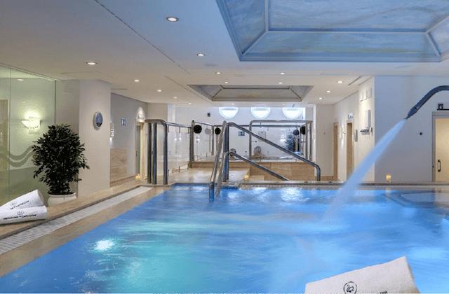 Turismo de aguas termales - Germain de Capuccini, hotel Fuerte Miramar