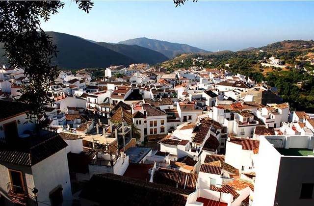 Ojén, Málaga
