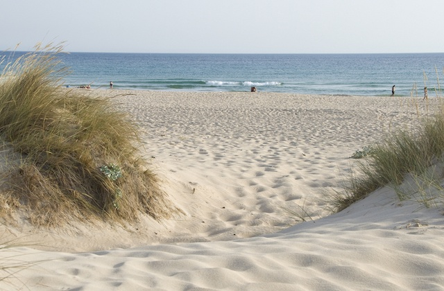 Costa de la Luz plages - Zahara de los Atunes - Cadix