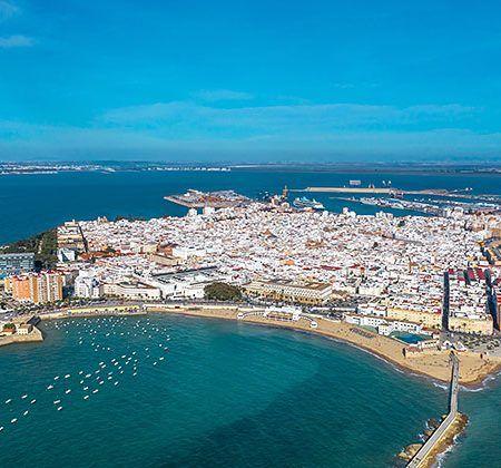 Cadiz Panorama