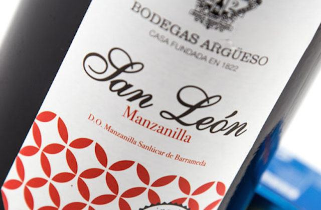 meilleurs vin andalous: Manzanilla San León Fotografía de www.gourmethunters.es