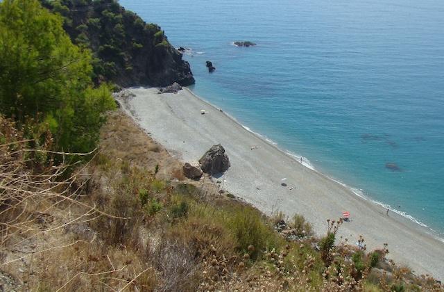 Calas del Pino. Fotografía de www.competa-online.de