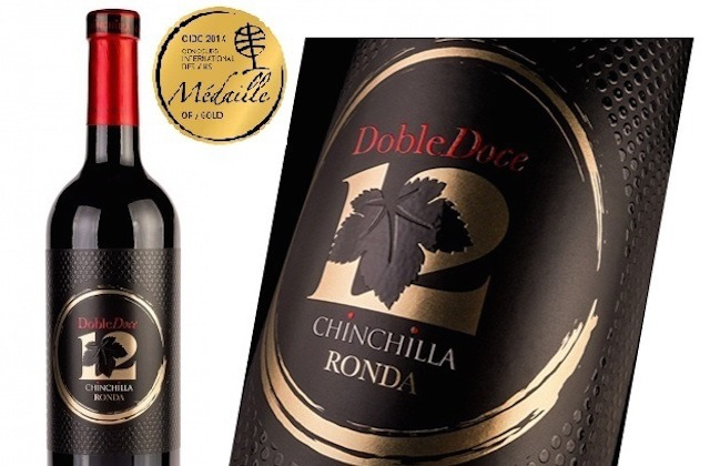 vins d'Andalousie - Chinchilla Doble 12. Fotografía de www.despensavaldes.com