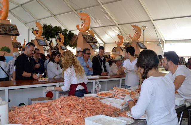 Prawn Fair Cartaya