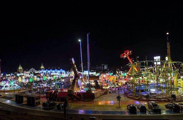 Ferias de Andalucía - Feria de Estepona. Fotografía Ayuntamiento de Estepona