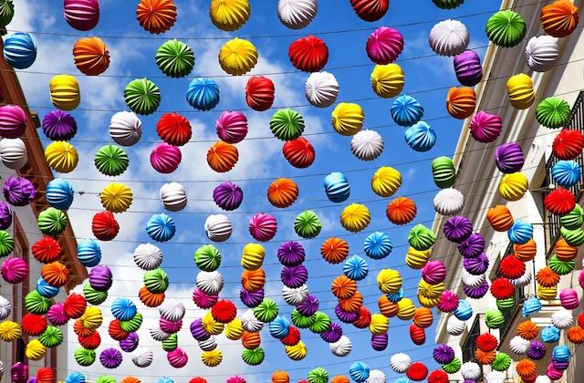 Ferias de Andalucía - Feria de Grazalema