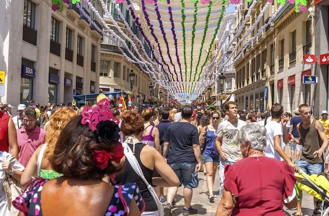 10 ferias de andaluc a que no puedes perderte este a o for Feria outlet malaga 2017