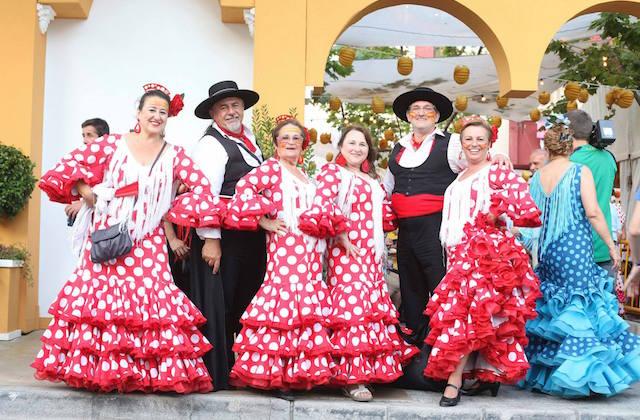 Ferias de Andalucía - Feria de Marbella. Fotografía Ayuntamiento de Marbella