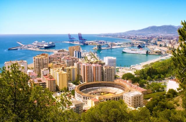 routes Gran Senda 5 étapes pour parcourir l'Axarquía - Málaga