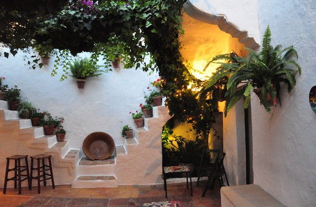 Things to do in Conil de la Frontera - La Tertulia's courtyard