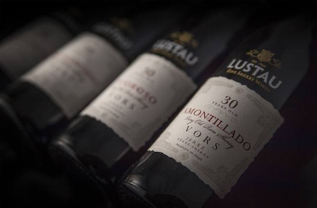 Mejores vinos de Andalucía: Lustau VORS