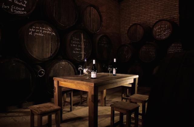 Mejores Vinos de Andalucía: MIORO Gran Selección. Fotografía de www.cayuelavideos.com