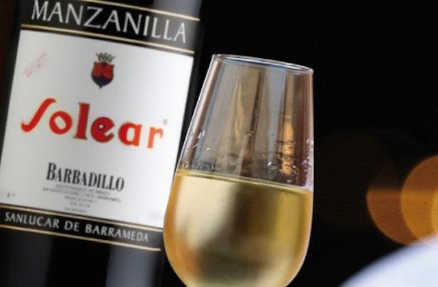 best Andalucian wines: Lustau VORS: Manzanilla Solear