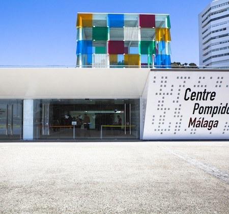 Museo Pompidou Málaga