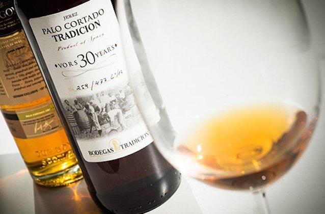 Mejores vinos de Andalucía: Palo Cortado VORS. Fotografía www.sherrynotes.com