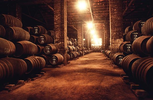 Best Andalucian wines: Pedro Ximénez 1830 – Bodegas Alvear