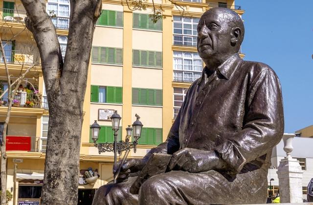Málaga Day Trip - Picasso