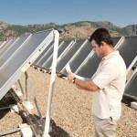 Placas solares Fuerte Grazalema
