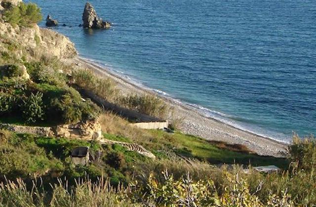 Playa Molino de Papel. Fotografía de Centusur.com