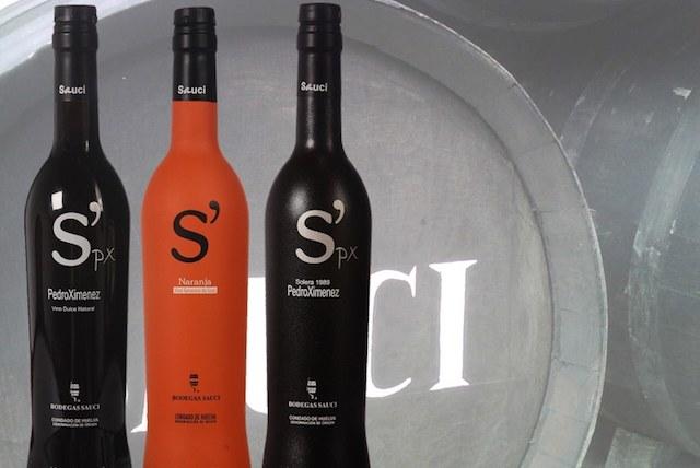 Weine Andalusiens - S'Naranja - Bodegas Saucí