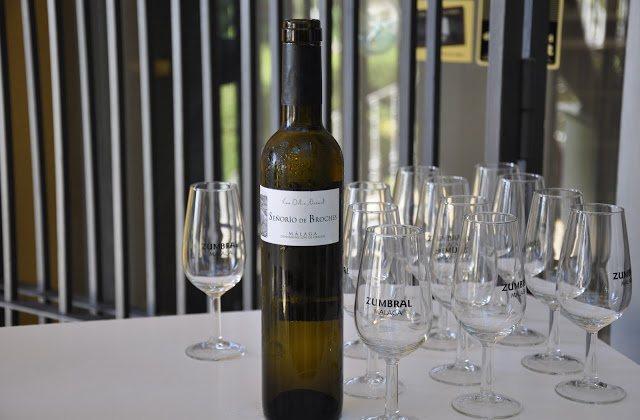 meilleurs vin andalous: Señorío de Broches. Fotografía de www.cocinaconana.com