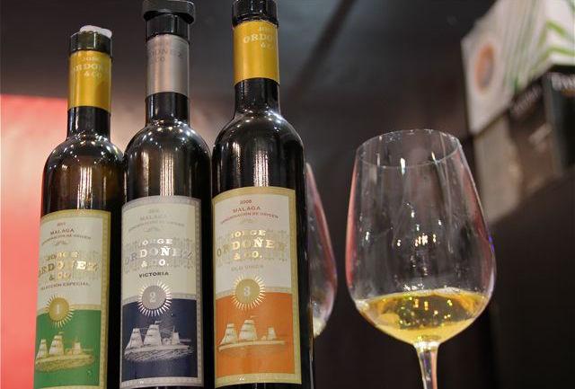 meilleurs vin andalous: Vino Victoria Nº 2. Fotografía de www.estebancapdevila.com
