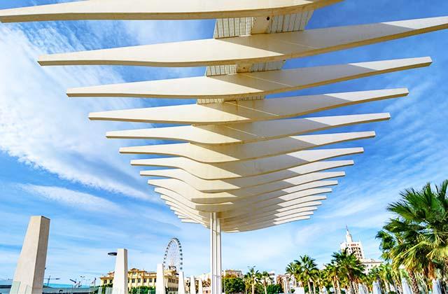 Málaga Palmeral de las Sorpresas