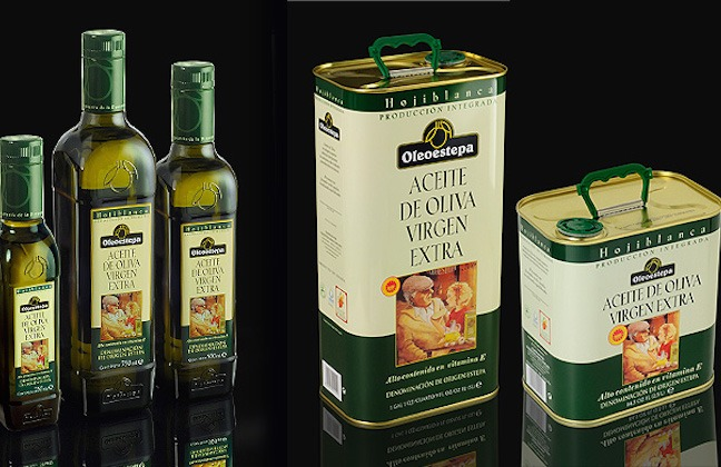 The best virgin olive oils: Aceite Oleoestepa